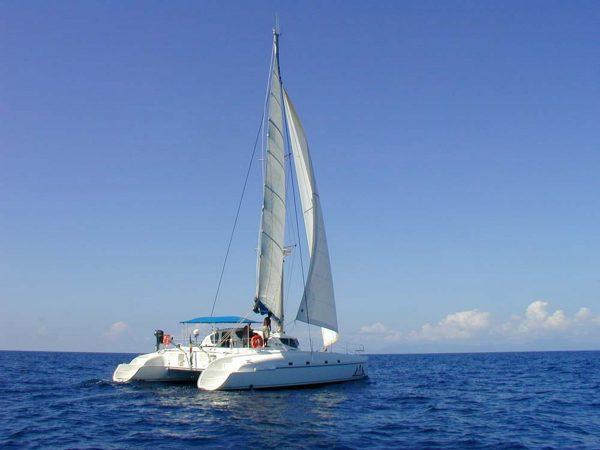los angeles marinna del rey yacht rental catamaran charter
