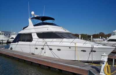 carver530 catalina private charter