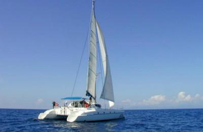 Los Angeles Yacht Charter Catamaran