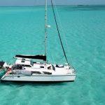 marina del rey 35' gemini catamaran charter