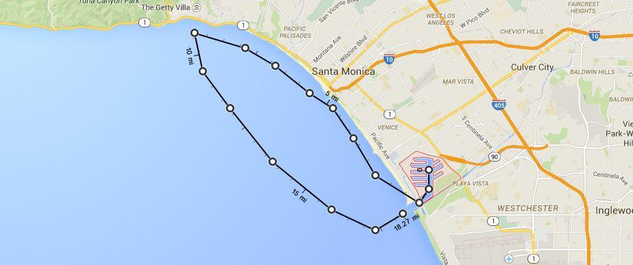 Marina del Rey Catamaran Yacht Rental