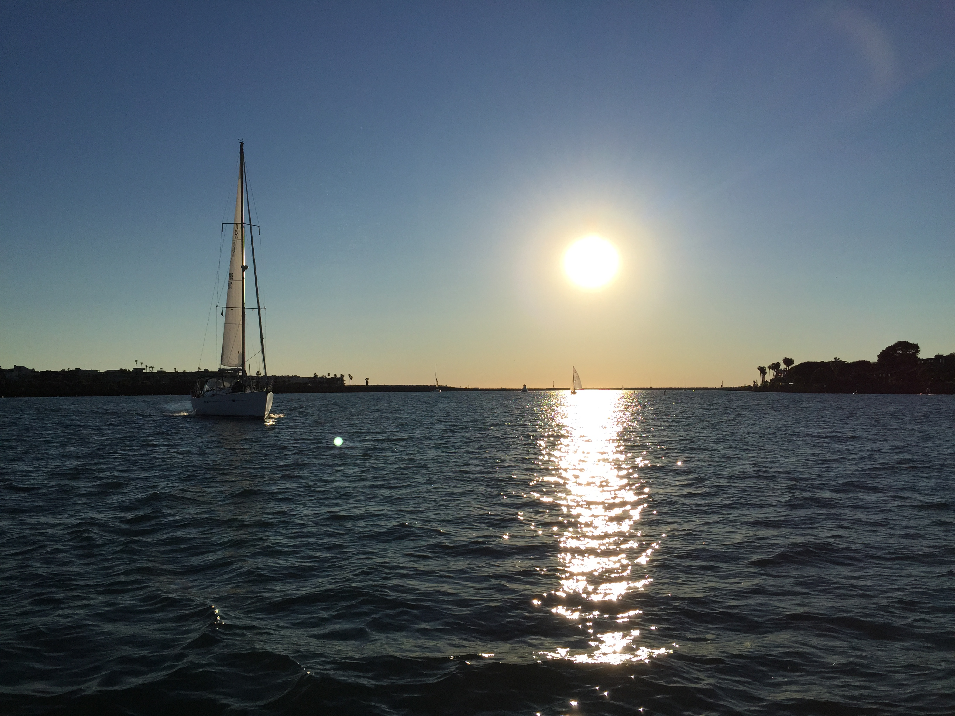 Sunset Boat Tours Los Angeles