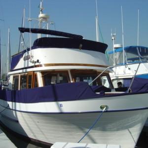 Marina Del Rey LA boat rental