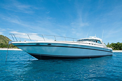 Luxury Los Angeles Yacht Yacht Rental Searay 630