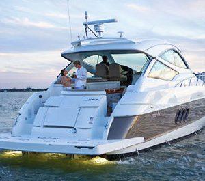 Newport beach yacht rental cruiser yacht 520 charter