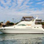 Marina del rey searay 420 yacht charter