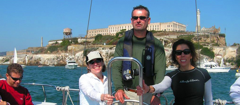 San Francisco Private Sailboat Charter Service Onboat Inc