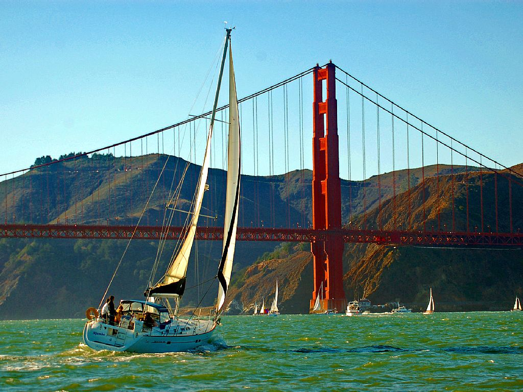 San francisco yacht charter boat rental onboat inc for Charter fishing san francisco