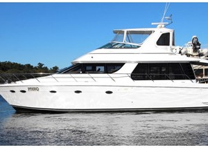 Carver 530 luxury yacht charter marina del rey,los angeles
