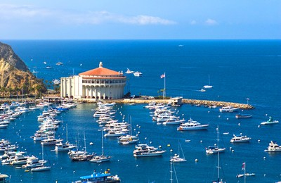 Catalina Private Yacht charter and day trip