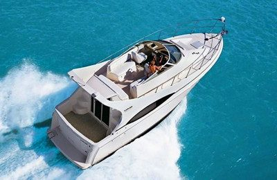 marina del rey los angeles yacht rental boat charter carver 360 power boat charter