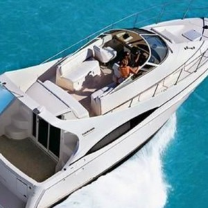 los angeles yacht rental boat charter carver 360 motor yacht rental