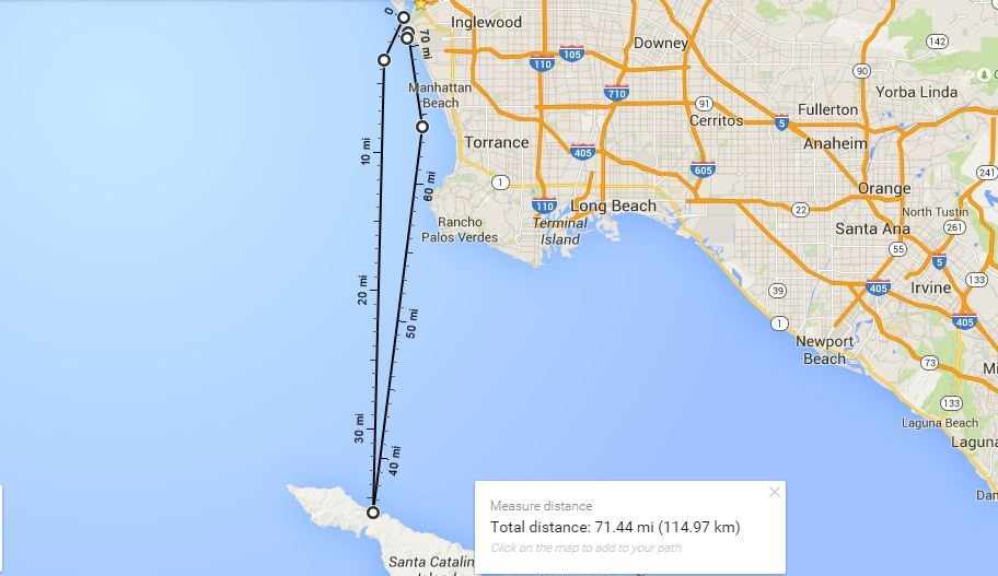 Catalina private boat charter from marina del rey to 2 harbors