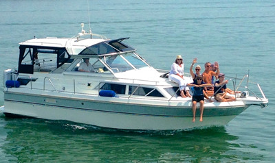 SF Bay Area Sausalito Yacht Charter and boat rental tours San Francisco