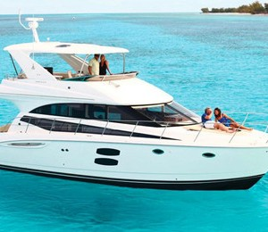 Miami yacht charter & boat rentals 47' motor yacht