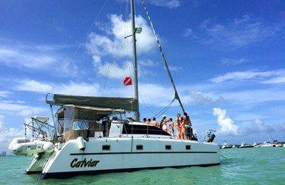 miami yacht charter catamaran boat rentals