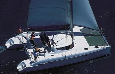 San francisco boat charter & yacht rentals catamaran