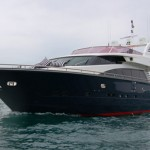 miami yacht charter boat rentals 76' motor yacht
