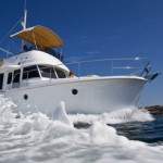 san francisco boat rental & yacht charter 36' motor yacht