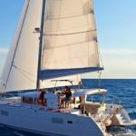 San Diego yacht charter & boat rentals lagoon catamaran