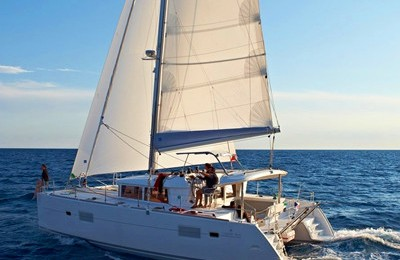 san francisco boat rental lagoon 400 catamaran yacht charter