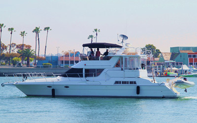 Onboat Inc The 50 Motor Yacht
