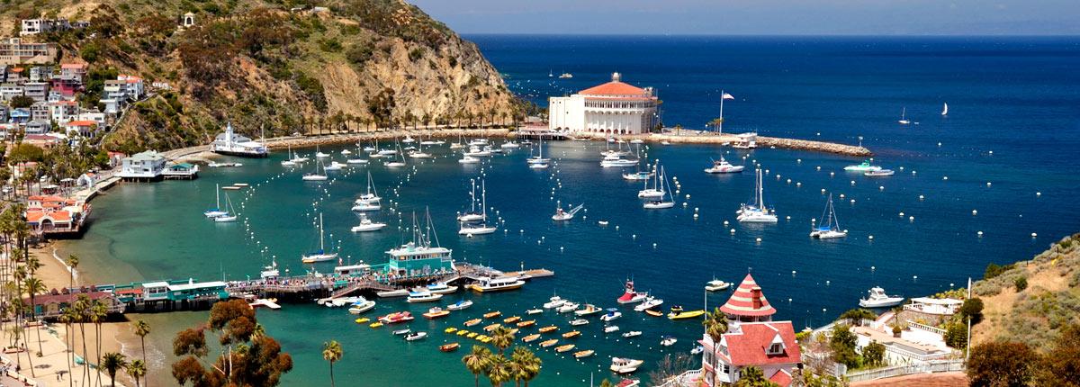 How Many Miles From Newport Beach To Catalina Island