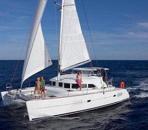 los angeles yacht charter catamaran rental