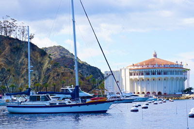 marina del rey yacht charter 65' sailing boat rent