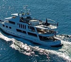 Marina del rey Los angeles Yacht charter rentals 145' mega yacht