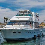 marina del rey carver 570 motor yacht charter