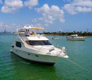 miami beach yacht rental & boat charter 48 motor yacht charter
