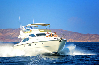 Onboat Inc Lux 62 Ferretti Motor Yacht