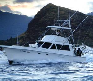 honolulu deep sea fishing 41 boat charter