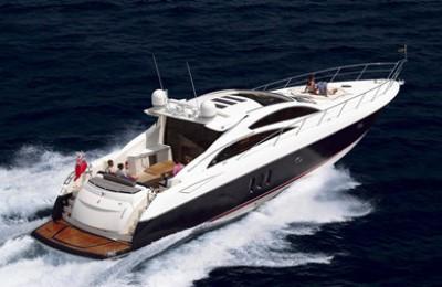 honolulu yacht rentals boat charter sunseeker-75-yacht