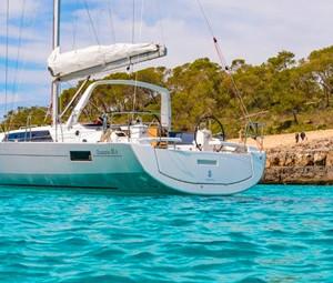 newport beach yacht rental boat charter 41' beneteau sail yacht
