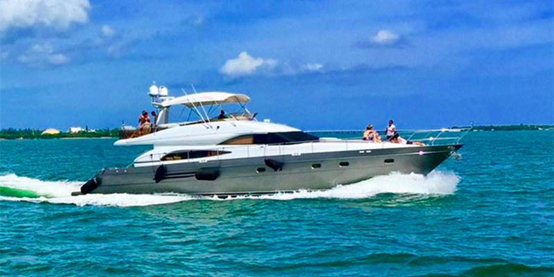 65 u2032 princess yacht