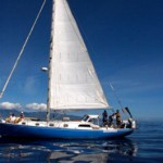 Maui sailboat charter yacht rental 44' sailboat