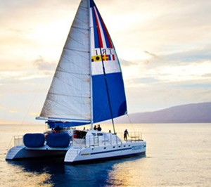 All inclusive Trilogy catamaran lahaina snorkel tour
