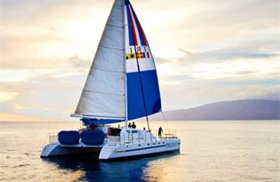 All inclusive Trilogy catamaran lahaina snorkel tour
