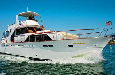 los angeles yacht charter boat rental 67' party boat