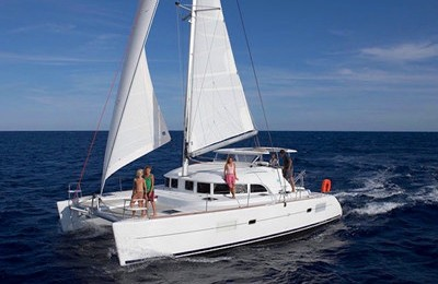 burial at sea on catamaran yacht marina del rey los angeles