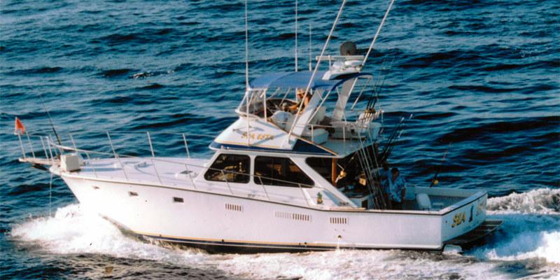 Deep sea fishing onboat inc for Deep sea fishing marina del rey