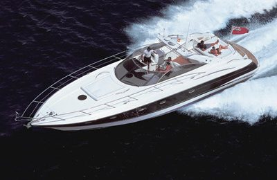 marina del rey los angeles yacht charter rental 50' sunseeker yacht
