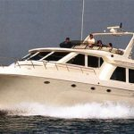 San francisco yacht charter boat rentals 56' navigator yacht