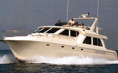 Onboat Inc Lux 56 Motor Yacht San Francisco