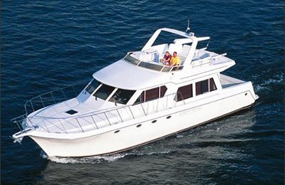 san francisco yacht rental boat charter 56' motoryacht