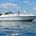 Los angeles searay 500 motor yacht charter