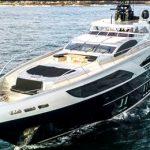 sydney luxury yacht hire 122 feet mega yacht for charter