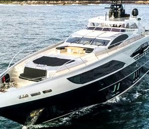sydney luxury yacht hire 122 feet mega yacht for charter